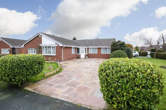 Thumbnail Detached house for sale in Longendale Road, Standish, Wigan