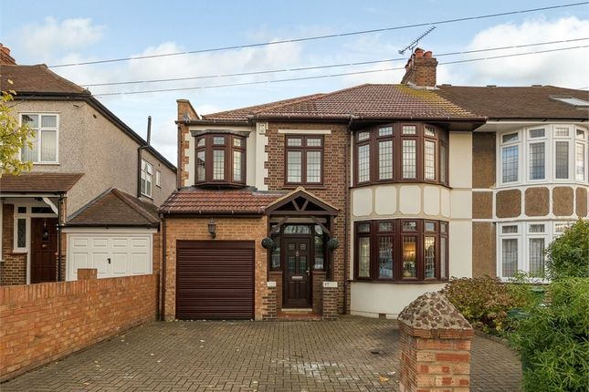 Thumbnail Semi-detached house for sale in Townley Road, Bexleyheath, Kent