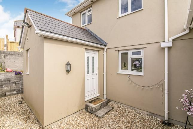 End terrace house for sale in St. Austell, Cornwall, England