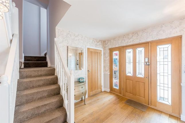 Reception Hall of Heather Drive, Kinver DY7