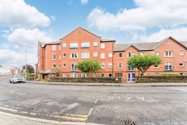 1 bed flat for sale in 11 Kyle Court, Smith Street, Ayr KA7