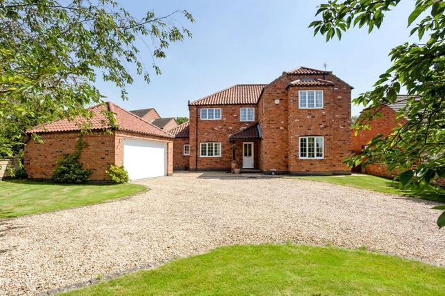 4 bed detached house for sale in Knysna, Grange Close, Ingham, Lincoln LN1