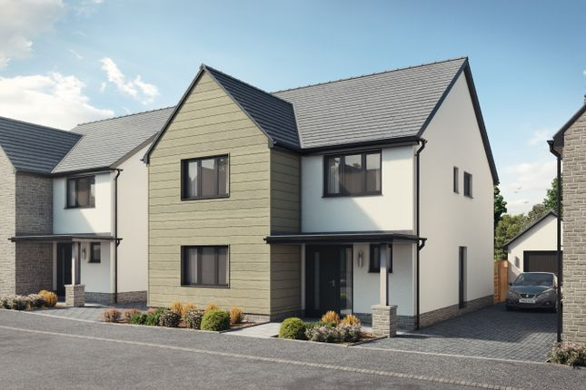 Detached house for sale in Plot 57, The Cennen, Caswell, Swansea