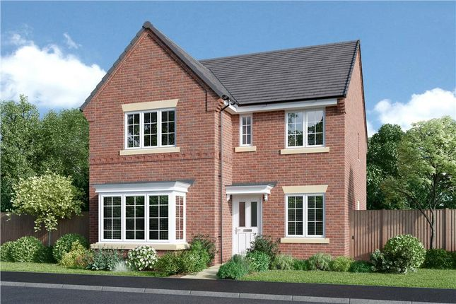 """Thumbnail Detached house for sale in """"Hampton"""" at Hinckley Road, Sapcote, Leicester"""