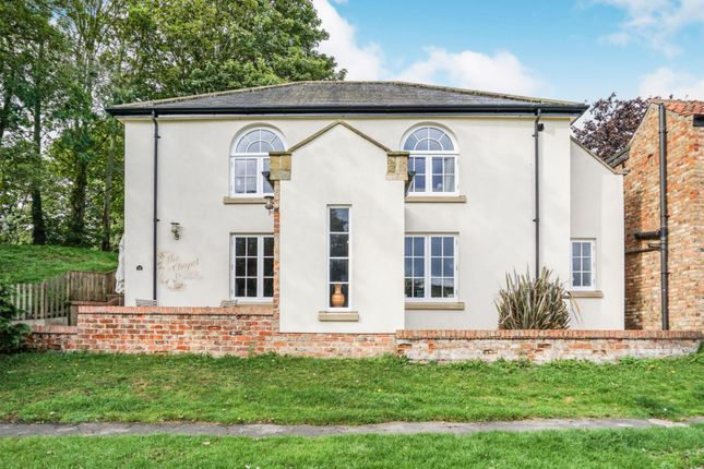 Thumbnail Detached house for sale in Old Village Road, Little Weighton