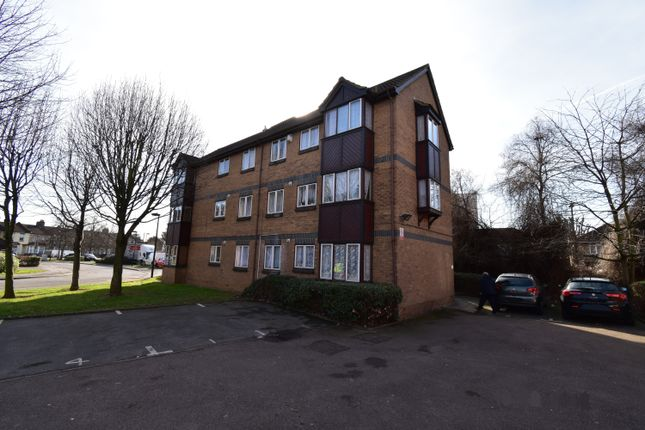 Thumbnail Flat for sale in Swaythling Close, London