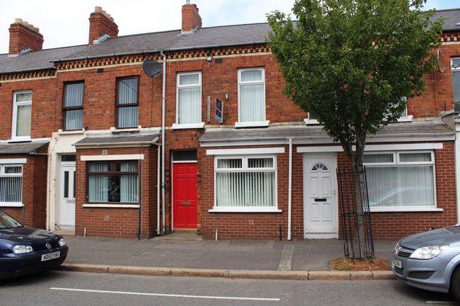 Thumbnail Terraced house for sale in Beersbridge Road, Beersbridge, Belfast