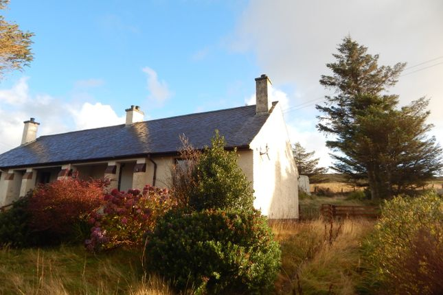 Thumbnail Semi-detached bungalow for sale in Trotternish Avenue, Staffin, Isle Of Skye