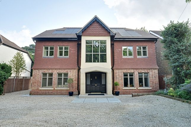 Thumbnail Detached house for sale in Westerham Road, Keston, Kent