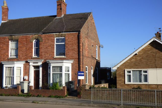 End terrace house for sale in Newmarket, Louth