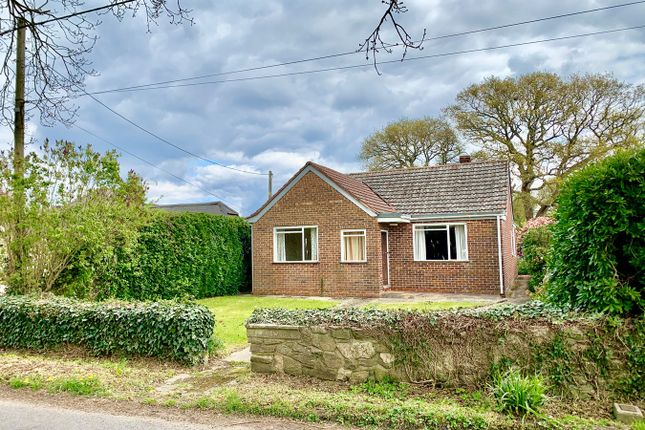 4 bed detached bungalow for sale in Warborne Lane, Portmore, Lymington SO41
