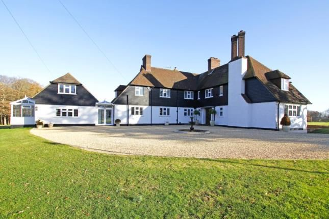 Thumbnail Equestrian property for sale in Orltons Lane, Rusper, Horsham, West Sussex