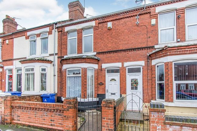 Thumbnail Terraced house to rent in Jubilee Road, Doncaster