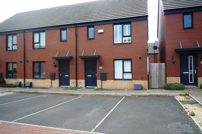 Thumbnail Property to rent in Mariners Walk, Barry, Vale Of Glamorgan
