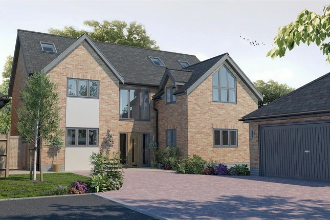 Thumbnail Detached house for sale in The Oaks, Toton Lane, Stapleford