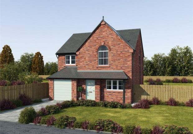Thumbnail Detached house for sale in Plot 11 (Detached House), Thornedge Development, Station Road, Cumwhinton