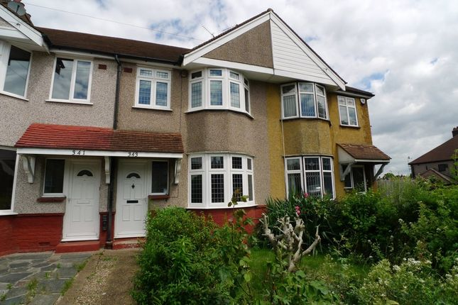Thumbnail Terraced house to rent in Hurst Road, Bexley
