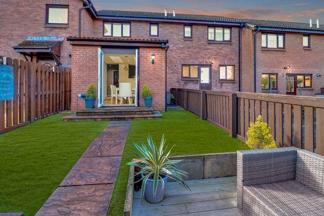 Thumbnail Terraced house for sale in Caroline Park, Mid Calder, Livingston