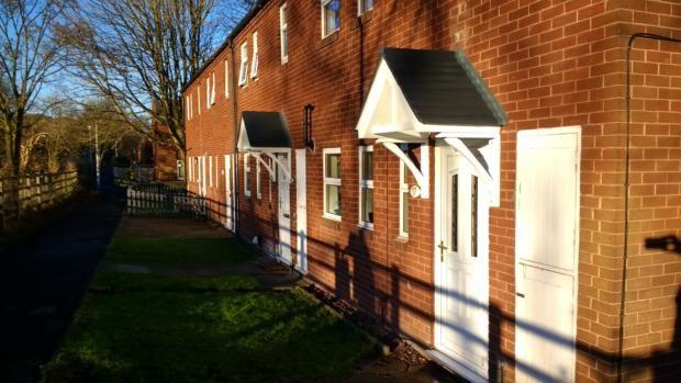 3 bed terraced house to rent in Iris Crescent, Wrockwardine Wood