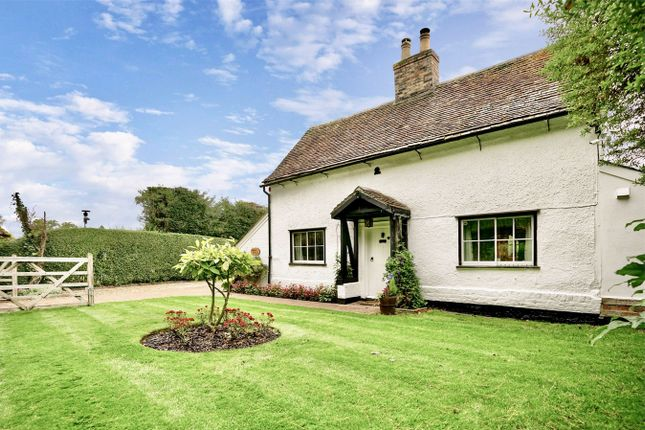 Thumbnail Detached house for sale in Park Lane, Stonely, St. Neots