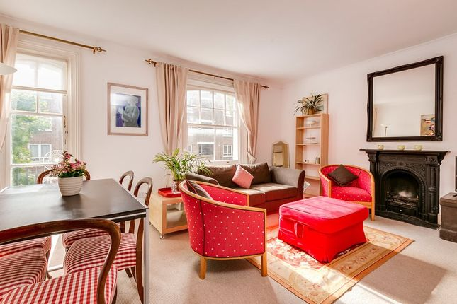 Thumbnail Flat to rent in Munster Road, Fulham, London