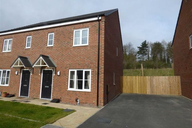 Thumbnail Semi-detached house to rent in Ken Jones Close, Telford, Shropshire
