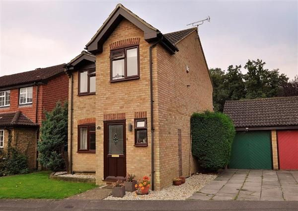 Thumbnail Detached house for sale in Foley Close, Willesborough, Ashford
