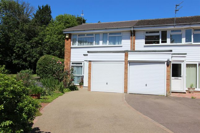 Thumbnail End terrace house for sale in Cleves Road, Hemel Hempstead