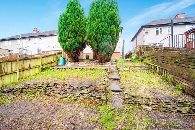Garden of Birtwistle Avenue, Colne, Lancashire BB8
