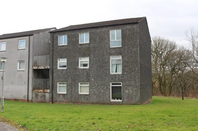 Exteior of Rowan Road, Abronhill, Cumbernauld, North Lanarkshire G67