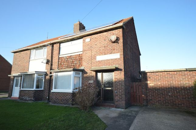 Thumbnail Semi-detached house for sale in Southward, Seaton Sluice, Whitley Bay