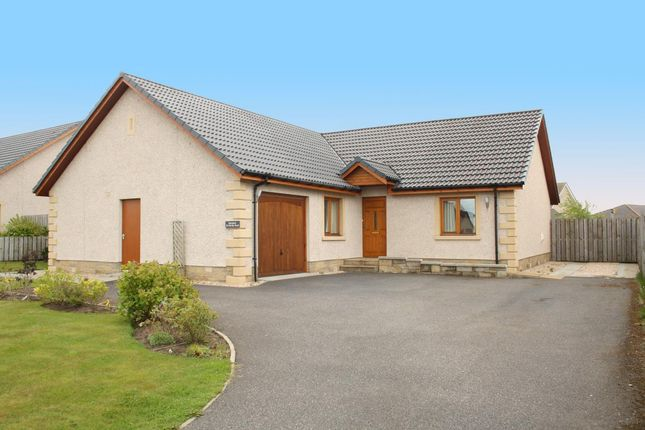 Thumbnail Detached bungalow to rent in Old Bar Road, Nairn