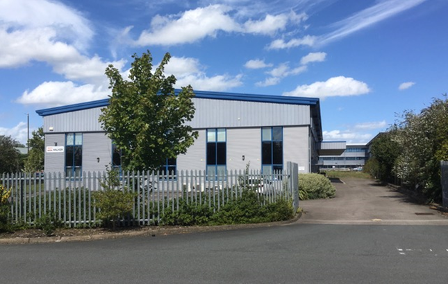 Thumbnail Industrial for sale in Unit 5300, Severn Drive, Tewkesbury Business Park, Tewkesbury