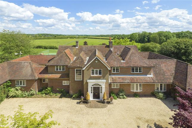 Thumbnail Detached house for sale in Cholesbury Road, Tring, Hertfordshire