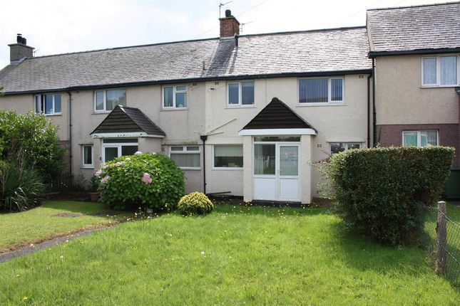 Thumbnail Terraced house for sale in Bryn Paun, Llangoed, Beaumaris