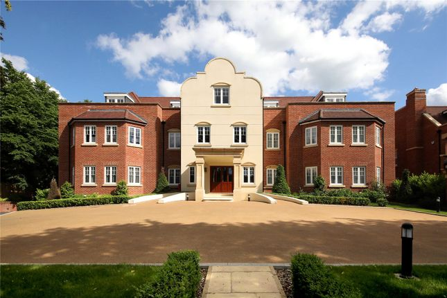 Thumbnail Flat for sale in Laggan House, Lady Margaret Road, Sunningdale, Berkshire