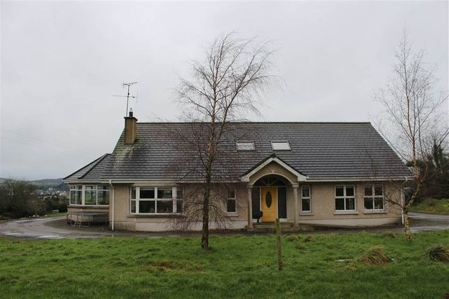 Thumbnail Detached bungalow for sale in Mullaghbawn, Newry