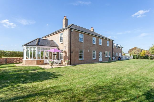 Thumbnail Detached house for sale in Granary Fields, Ashill, Thetford