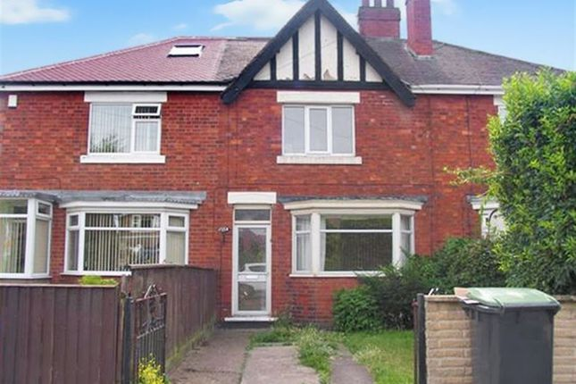Thumbnail Terraced house to rent in Meadow Road, Beeston, Nottingham