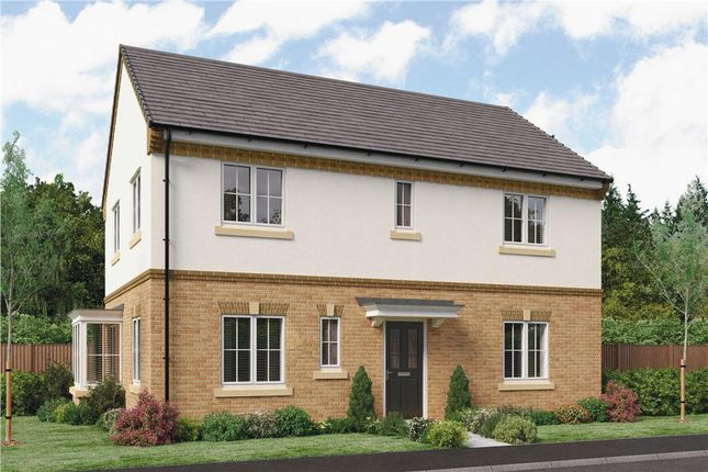 "Thumbnail Detached house for sale in ""The Stevenson"" at Parkside, Hebburn"