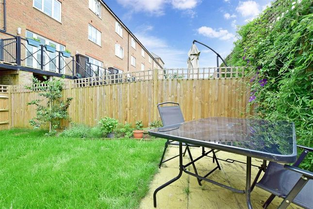 Patio / Decking of Crabapple Road, Tonbridge, Kent TN9