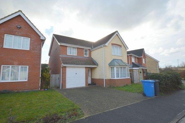 Thumbnail Detached house to rent in Bladewater Road, Norwich