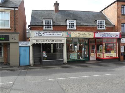 Thumbnail Retail premises to let in 20 St Marys Road, Market Harborough, Leicestershire
