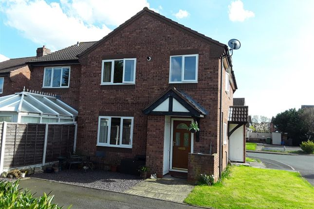 Thumbnail Property for sale in Quail Gate, Telford