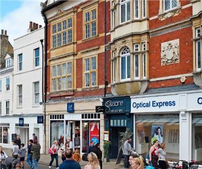 Thumbnail Retail premises to let in 2 Market Hill, Cambridge, Cambridgeshire