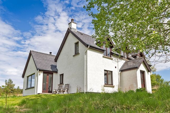 Thumbnail Detached house for sale in Altass, Lairg, Sutherland