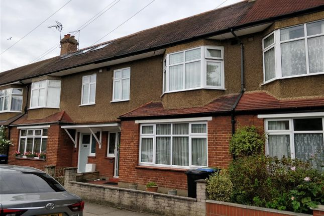 Thumbnail Terraced house for sale in Armfield Road, Enfield