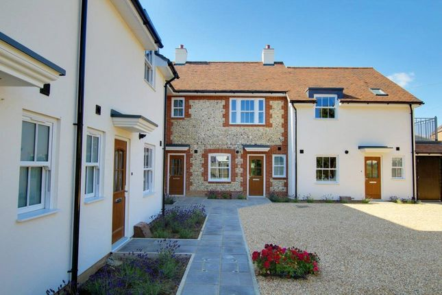 Thumbnail Terraced house for sale in Sea Road, East Preston, Littlehampton, West Sussex
