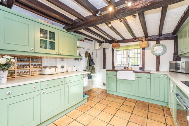 Kitchen of Aspenden, Buntingford SG9