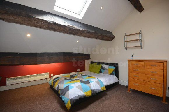 Thumbnail Shared accommodation to rent in Buxton House, Terrace Road, Buxton, Derbyshire